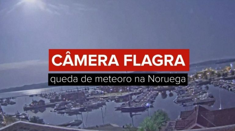 Video: Camera breaks out in Norway    The world