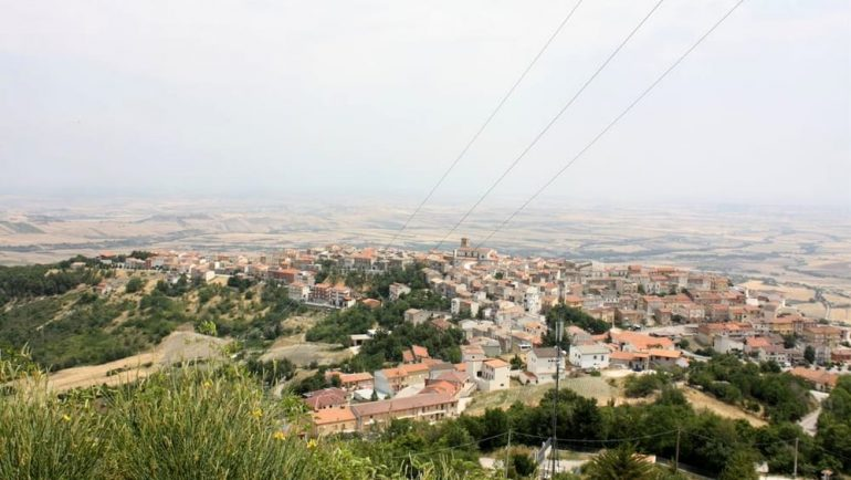 Volturino 'waste-free', recyclers San Giovanni Rotondo, Deliseto