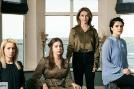 Where have you already seen the actresses in the Canal + series?