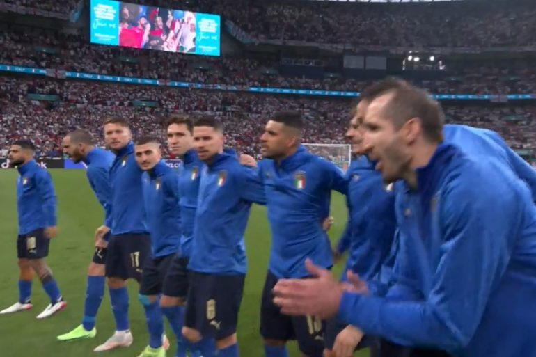 Blues' angry reaction