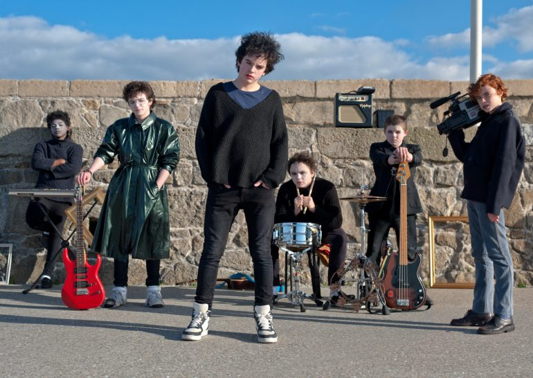 """AR """"Sing Street"""" tonight ARTE: Comments and information about this favorite music movie"""