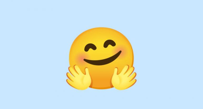 WhatsApp |  Meaning of emoji for face with open arms |  Embracing face |  Meaning |  Applications |  Apps |  Smartphone |  Cell Phones |  Viral |  Trick |  Tutorial |  United States |  Spain |  Mexico |  NNDA |  NNNI |  Sports-play