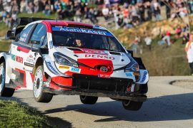 WRC: Rally Belgium    Ogier vs. Newville by the famous Iowa Rouge