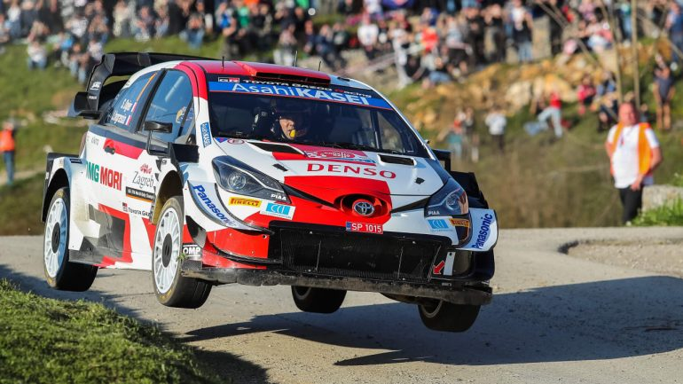 WRC: Rally Belgium |  Ogier vs. Newville by the famous Iowa Rouge