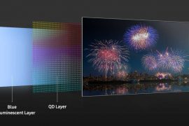 Samsung TV QD-OLED, official official: They are called QD-Display, here are the specifics