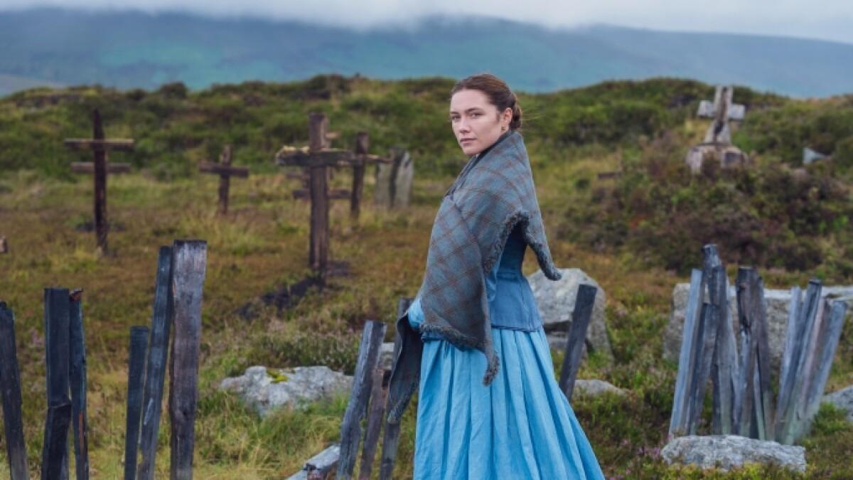 Florence Pug on the Wonder of Netflix
