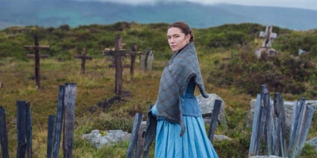 Florence Pugsur Netflix Unexpectedly Black Widow