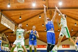 Basketball: Ireland won two