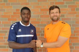 """A """"rocket"""" from Ireland: Inter Leipzig brings in Kevin Williams"""