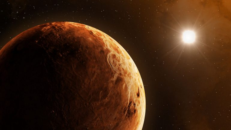NASA's Parker Solar Probe records the sound of Venus