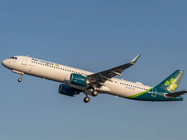 Air Lingus returns to Washington