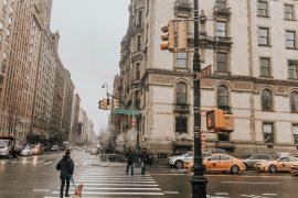 Ein Städtetrip nach New York City ist wegen des Einreiseverbots im Moment nur schwer möglich.