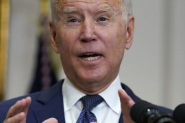 Joe Biden still expects the evacuation to end before August 31