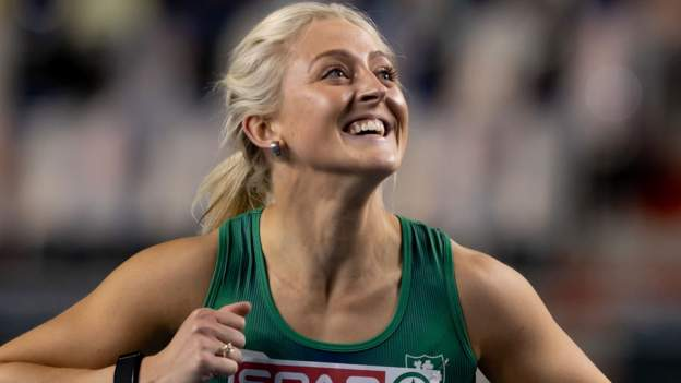 Obstacles in the Irish Olympic class, overcoming the 13-second hurdle in Madrid