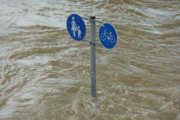 Overstroming (Pixabay)