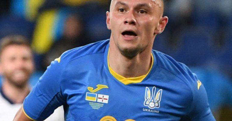Ukraine beat Austria's Northern Ireland 1-0