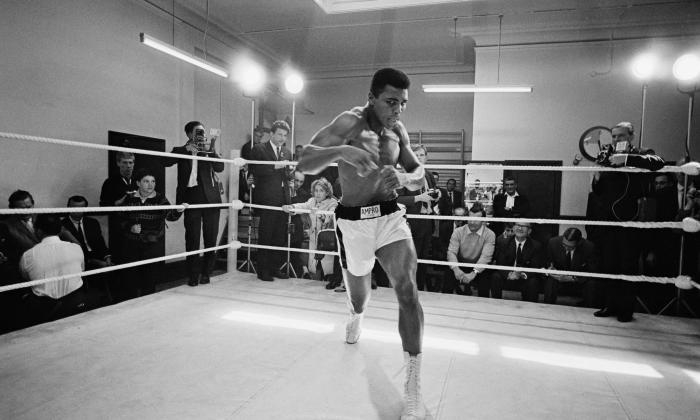Known as Muhammad Ali