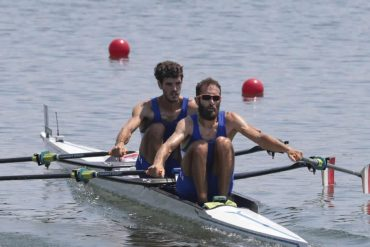 Oppo and Ruta third in rowing: Sardinia on the podium at the Olympics