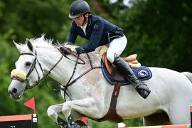 Riding: Harry Smolders wins Global Champions Tour in Hamburg - Sport-Mix