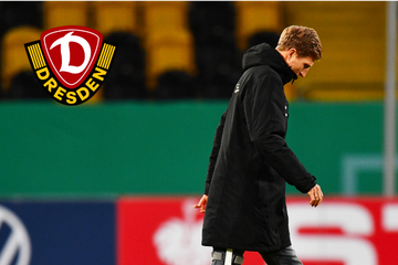 It's time to say goodbye!  Dynamo Verbscidet Marco Hartmann