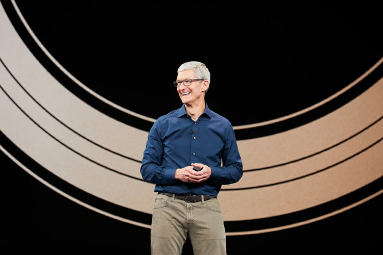 Before hanging gloves, Tim Cook wants to start a new product division