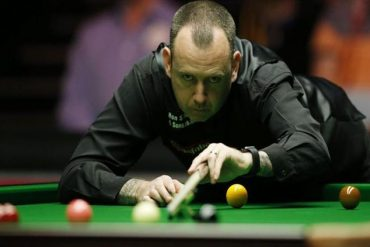 A BALL - Mark Williams' 24th title at the British Open (snooker)