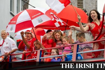An Italian family promotes revolutionaries across Ireland