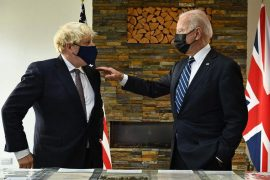 Brexit, Biden Boris Johnson 'stick' for Northern Ireland