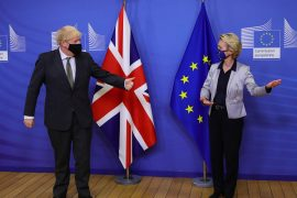 Brexit: More voters blame EU than British government for protocol issues