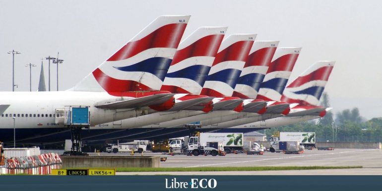 British Airways wants to create a subsidiary dedicated to short-term travel