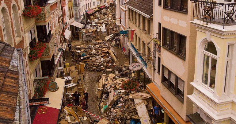 CDU political investigator delays flood alarm in Germany