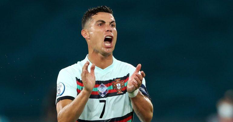 CM elects Cristiano Ronaldo to Portugal's star team for Ireland clash