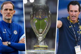 Chelsea-Villarreal: On which channel to watch the European Super Cup?