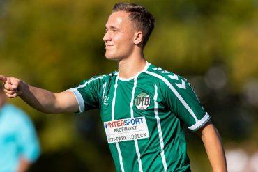 Lucas Will schoss am vergangenen Wochenende sein erstes Tor für den FSV Optik Rathenow