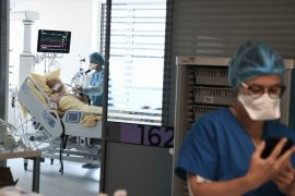 """Directly.  Kovid-19: At the hospital, """"the level of stress is increasing,"""" says a Parisian paramedic"""