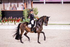 Jessica von Bredow-Werndl et TSF Dalera BB