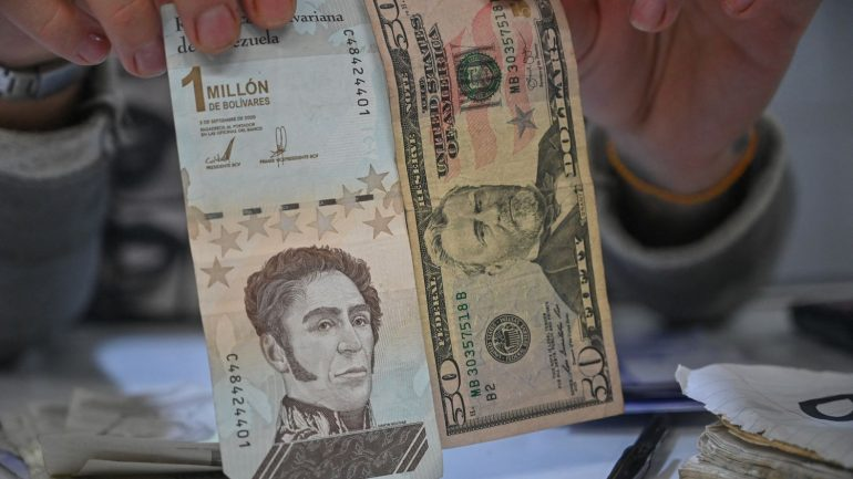 Hyperinflation affected the removal of six zeros from the currency of Venezuela