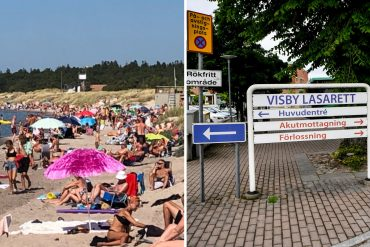 Infection on the rise - Gotland most affected