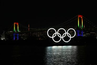 Tokyo Olympic Games 6 Months To Go