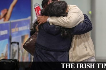 Irish citizens wanting to leave Afghanistan for Kabul and other places