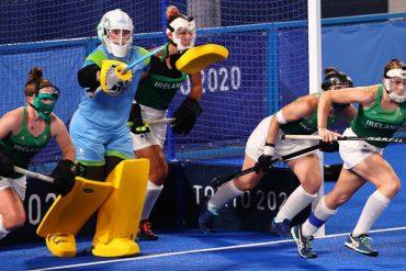 "Irish ice hockey women won ""monumental achievement"" in the early games"