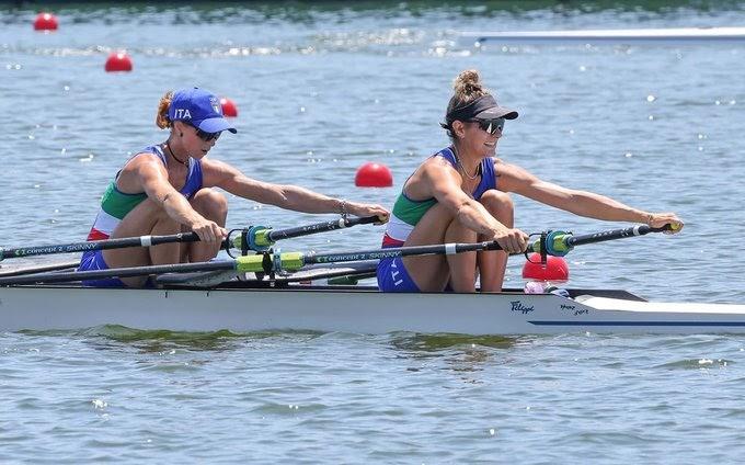 Italian women's rowing Tokyo 2020 wins unprecedented Olympic gold