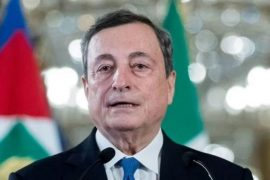 """Mario Draghi mocks Britain about life outside the EU: """"down competition by norms"""" 
