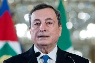 """Mario Draghi mocks Britain about life outside the EU: """"down competition by norms""""    Politics"""