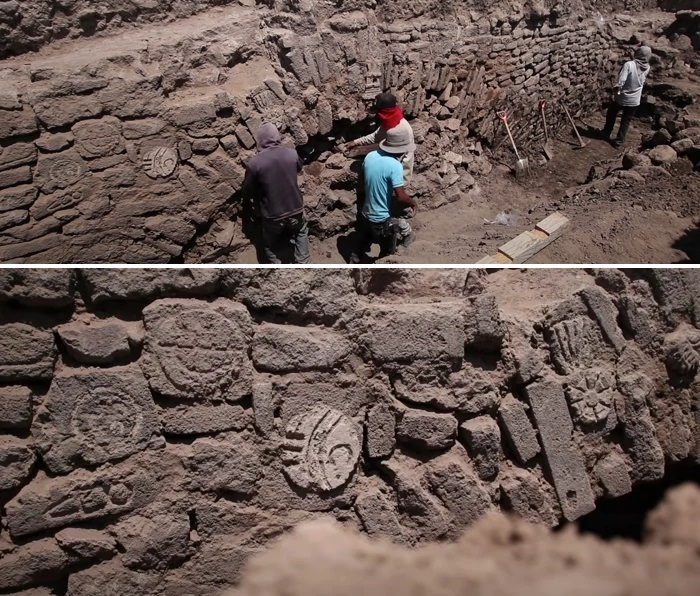 Mexican archaeologists have discovered the tunnel