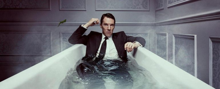 """Netflix Benedict Cumberbatch - Produces the miniseries """"The 39 Steps"""" with """"fernsehserien.de"""""""