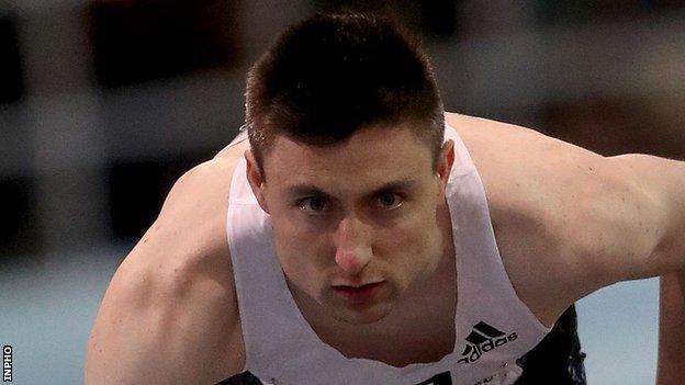 Letterkenny man Mark has won three medals at the English European Championships