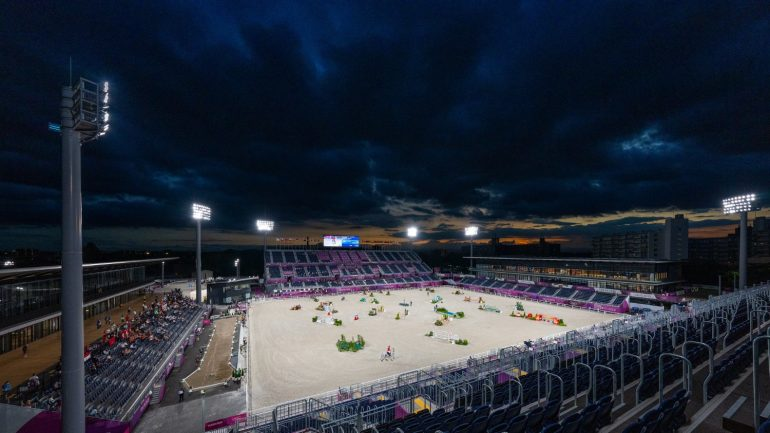 Olympics and show jumping: Formula needs to be reviewed