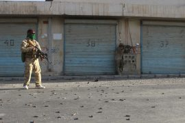 One hundred kilometers from Kabul is a new provincial capital captured by the Taliban