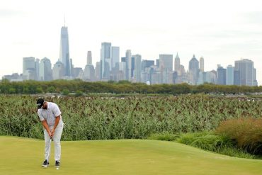 PGA: Peloton captures the leading group